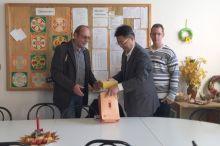 Návštěva čínských studentů a učitelů