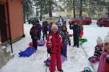 Zimní sporty 1. C
